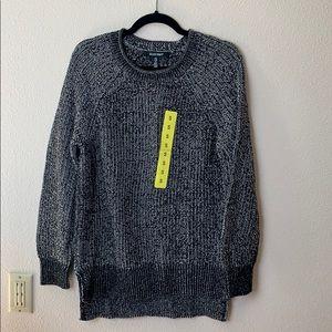 NWT Ellen Tracy Size Small Black Mark Sweater